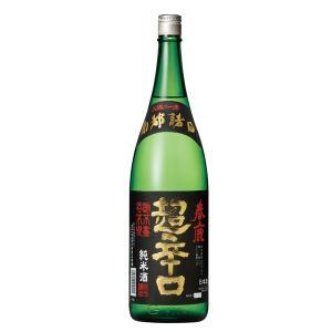 春鹿 純米 超辛口 1.8L|sesohl