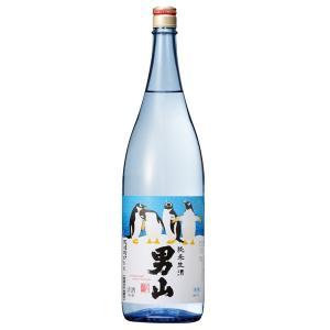 男山 純米生酒 1.8L 北海道・旭川 クール便対応|sesohl