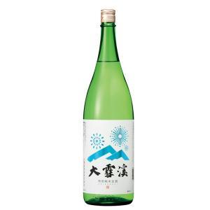大雪渓 特別純米 生酒 1.8L長野県・池田 クール便対応|sesohl
