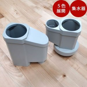Panasonic電工製 雨水タンク(雨水貯留槽)用集水器「たてとい接続キット」 sessuimura