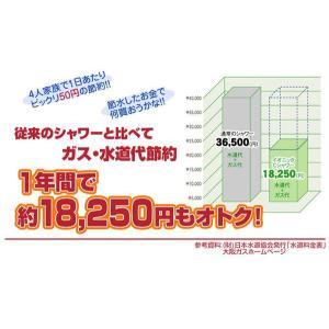 アラミック シルクタッチシャワー (ホワイト) STWT-24N|sessuimura|04