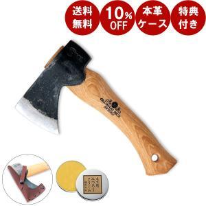 薪割り斧 キャンプ斧 グレンスフォシュ ハンドハチェット[品番:413] ハンドアックス 薪割り斧 キャンプ斧 手斧 焚き付け|sessuimura