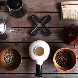 焙烙 (ほうろく)珈琲焙煎機  煎じ器 自家焙煎 コーヒー 茶葉 ロースター|sessuimura