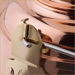 ファイヤーサイド グランマーコッパーケトル 大 28349 銅製 薪ストーブ ストーブ対応 日本製 ヤカン キャンプ 使いやすい|sessuimura|02