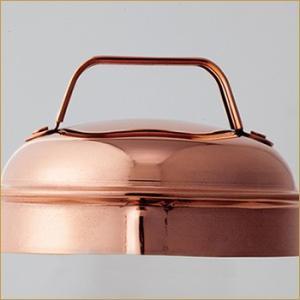 ファイヤーサイド グランマーコッパーケトル 大 28349 銅製 薪ストーブ ストーブ対応 日本製 ヤカン キャンプ 使いやすい|sessuimura|06