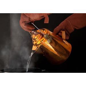 ファイヤーサイド グランマーコッパーケトル 大 28349 銅製 薪ストーブ ストーブ対応 日本製 ヤカン キャンプ 使いやすい|sessuimura|08