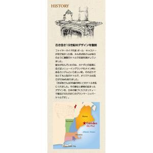 ファイヤーサイド グランマーコッパーケトル 大 28349 銅製 薪ストーブ ストーブ対応 日本製 ヤカン キャンプ 使いやすい|sessuimura|09