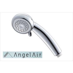 【シャワーヘッド】 Toshin AngelAir マイクロバブルシャワーヘッド エンジェルエアープレミアム(TH-007-Chrome) 節水 マイクロバブル|sessuimura