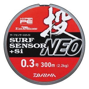 ダイワ UVFサーフセンサーNEO+Si 0.3号 300m|sessya