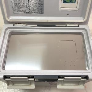 ステンレスクーラー中蓋 ダイワ110用 超保冷タイプ|sessya