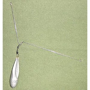 フジワラ サーフ天秤 弾丸用 (2本入り)|sessya