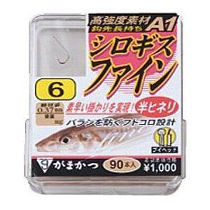 シロギス釣りに求められるスムーズな吸い込み性と、ガッチリと鈎掛りさせる貫通性を実現させました!  A...