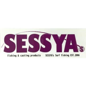 【1円プレゼント】SESSYA-S ステッカー 5×14|sessya