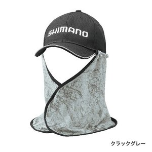 シマノ SUN PROTECTION サンシェード カモフラージュ|sessya