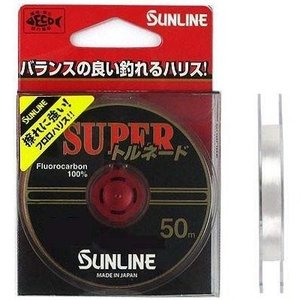 サンライン スーパートルネード50m 1号-3号|sessya
