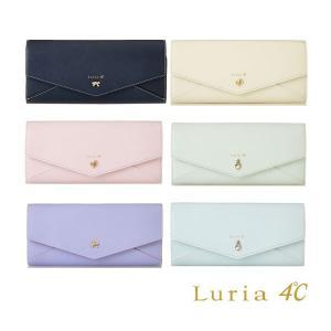Luria4℃ ルリアヨンドシー 財布 レディース ジュエリッシュプレート 321637330001|sestyle