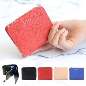 ポールスミス 財布 レディース 二つ折り財布...
