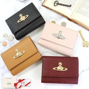 ヴィヴィアン ウエストウッド 財布 がま口 折り財布 レディ...