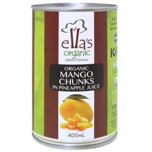 訳あり オーガニック マンゴー 缶詰  400g 固形量 230g アスプルンド 有機 アウトレット...
