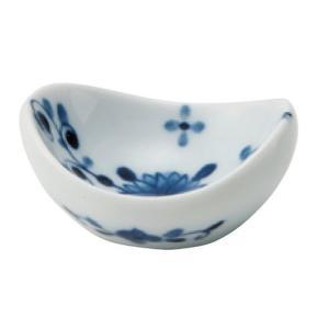 和食器 小鉢 / 藍凛堂 藍凛唐草 豆小鉢 寸法:5.5 x 5 x 2.5cm setomono-honpo