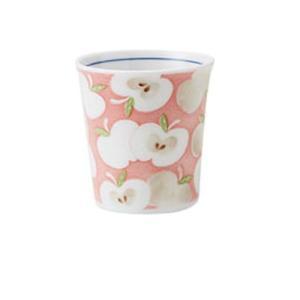 フリーカップ 和食器 / デリシャス YKフリーカップ 寸法:直径9 X 9.5cm 330cc 日本製 国産|setomono-honpo
