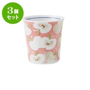 3個セット フリーカップ 和食器 / デリシャス YKフリーカップ 寸法:直径9 X 9.5cm 330cc 日本製 国産|setomono-honpo