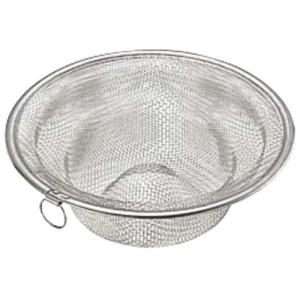 衛生用品 厨房用品 / 18-8ゴミ受 ジャンボ 寸法: Φ170 x H55mm|setomono-honpo