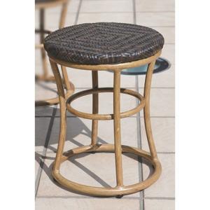椅子 厨房用品 / アルミ椅子 スタンダードタイプ 焼付ケ塗装CH-552-ST 寸法: φ360 x H450mm|setomono-honpo