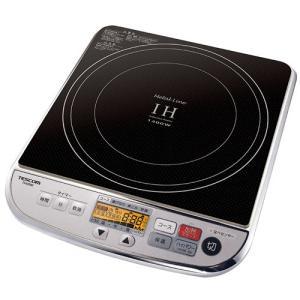 料理演出用品 厨房用品 / テスコム IH調理器 TIH2000 (26−12cmの鍋対応) 寸法: 296 x 355 x H55mm|setomono-honpo