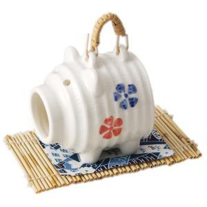 ブタ香炉 [ 高さ 7.3cm ] 【 香炉 】 | インテリア かわいい ぶた 贈り物|setomono-honpo
