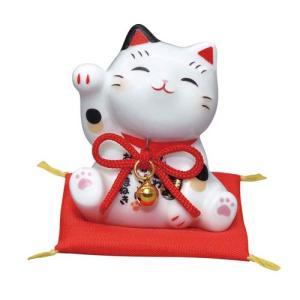 招き猫 彩絵お金まねき猫(小)|setomono-honpo
