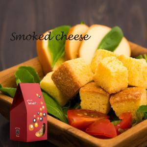プチギフト スモークチーズラスク おつまみ 香川県産 お土産 瀬戸内 ギフト とんがりパック