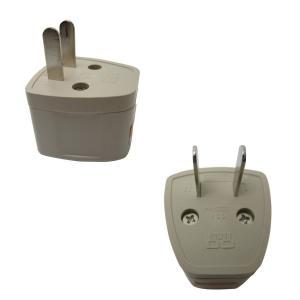ZOER 全世界対応マルチ変換プラグA型(海外電化製品を日本で利用) A,BF, SE,C, B3, O,B, コンセント変換アダプター 電|settaroponpon