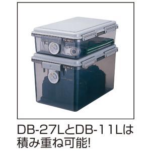 ナカバヤシ キャパティ ドライボックス 防湿庫 カメラ保管 11L ホワイト DB-11L-W