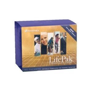 ライフパック LifePak ニュースキン NUSKIN アメリカ製 1ヶ月分 60パック