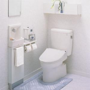 トイレ 便器,タンク付 TOTO ピュアレストQR ●便器+手洗い付ロータンクセット(#SC1/パス...