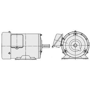 0.75KW-TFO-LK-4P  日立産機システム モータ...