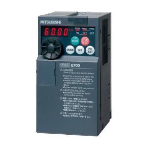 三菱電機 FR-E710W-0.4K インバータ 単相100V (三相モーター制御用)インバーター