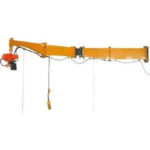 JBC4840H スーパー 柱取付式ジブクレーン(溶接型)容量:490kg
