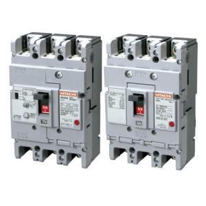 日立産機システム EX50B-3P-50-30MA 漏電遮断器 Eシリーズ 100-200V両用
