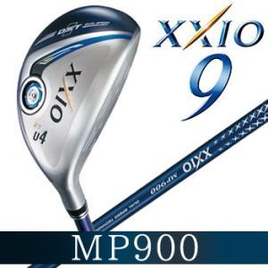 ダンロップ XXIO9 UT ゼクシオ 9 ナイン メンズ ユーティリティ MP 900 カーボンシャフト 新品 (正規取り扱い店 メーカー保証有り)送料込