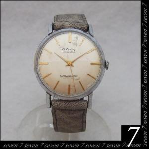 Glory グローリー◆メンズウォッチ 腕時計◆17石◆アンティーク 手巻き◆ANTIMAGNETIC 耐磁時計◆3針◆|seven777