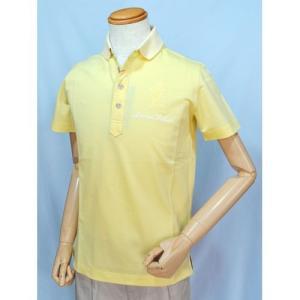 ラウラフェリーチェ Laura felice 春夏 ポロシャツ メンズ 日本製 黄色イエロー SALE 50%OFFセール|sevenebisu-net