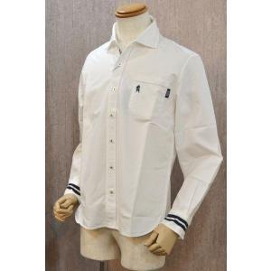 35%OFFセール ラウラフェリーチェ メンズシャツ 白 無地 メンズ服 日本製|sevenebisu-net