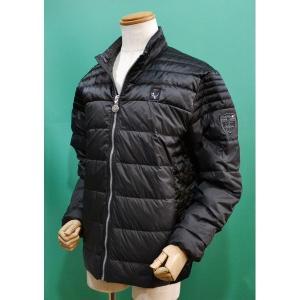 カプリ メンズウェア 3L 大きいサイズ アウター ダウンジャケット 秋冬 黒ブラック セール50%OFF 服 CAPRI 3051-kuro52|sevenebisu-net