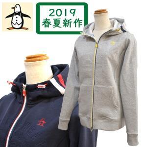マンシングウェア レディース トレーナー地 アウター 2019春夏新作 ゴルフウェアMGWNJL52|sevenebisu-net
