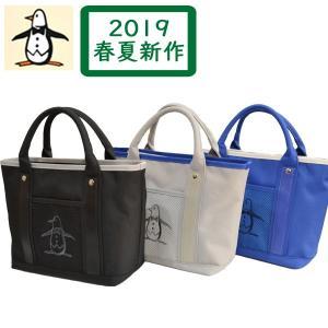 マンシングウェア メンズ 手提げ バッグ ゴルフ 2019春夏新作 MGBNJA40|sevenebisu-net