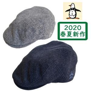 マンシングウェア メンズ ハンチング 帽子 ゴルフ 2019春夏 MGBNJC04|sevenebisu-net