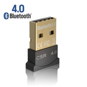 ・Bluetooth4.0+EDR/LEに対応したBluetooth4.0USBアダプター ・Blu...