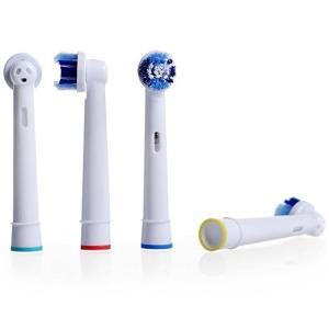 【歯ブラシ対応機種】 クロスアクションパワーとソニックコンプリート以外のブラウン オーラルB 電動歯...